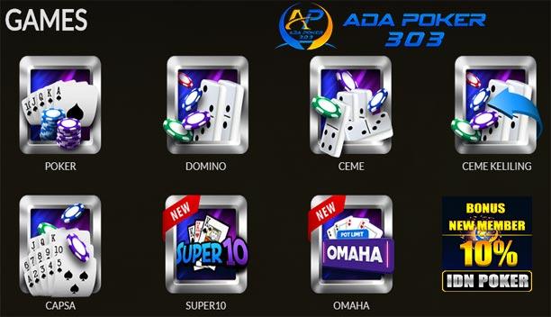 Poker Online Teraman